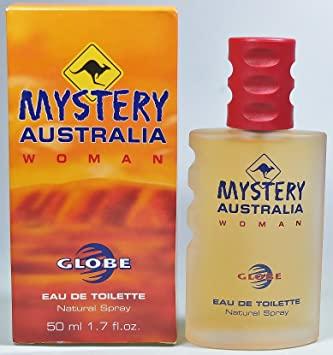 Globe Mystery Australia Woman, Illatminta EDT