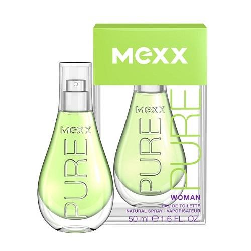 Mexx Pure Woman, Toaletná voda 30ml