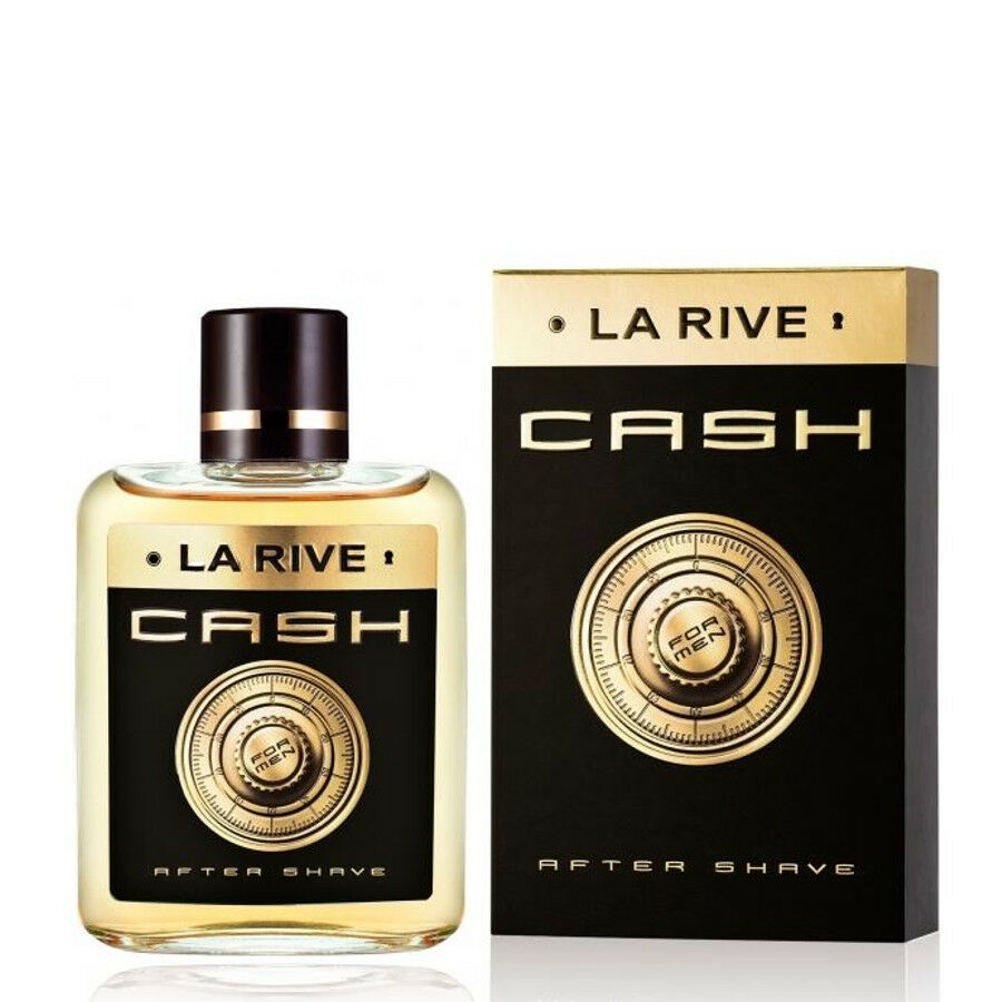 La Rive Cash for men, after shave 100ml (Alternatív illat Paco Rabanne 1 million)