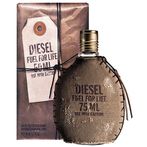 Diesel Fuel for life, Toaletná voda 75ml - tester, Tester