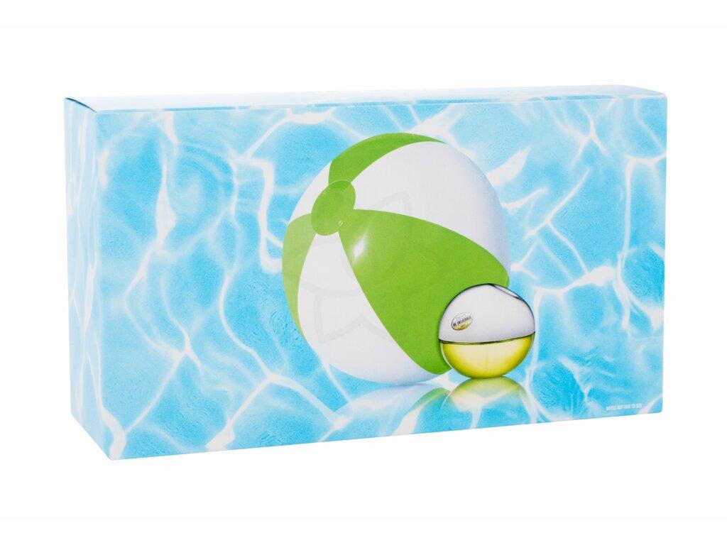 DKNY Be Delicious SET: edp 30ml + Plážová lopta