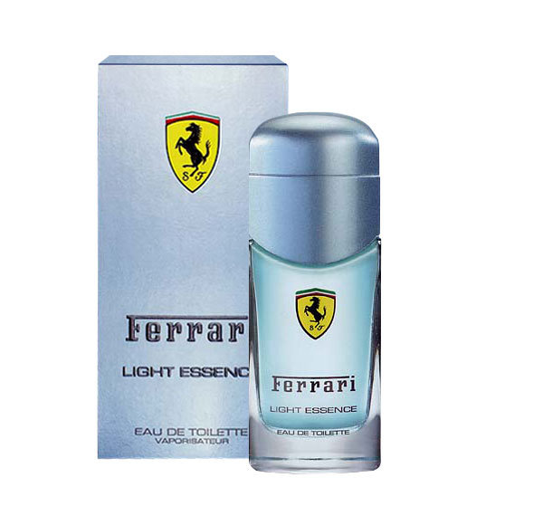 Ferrari Scuderia Ferrari Light Essence, edt 125ml