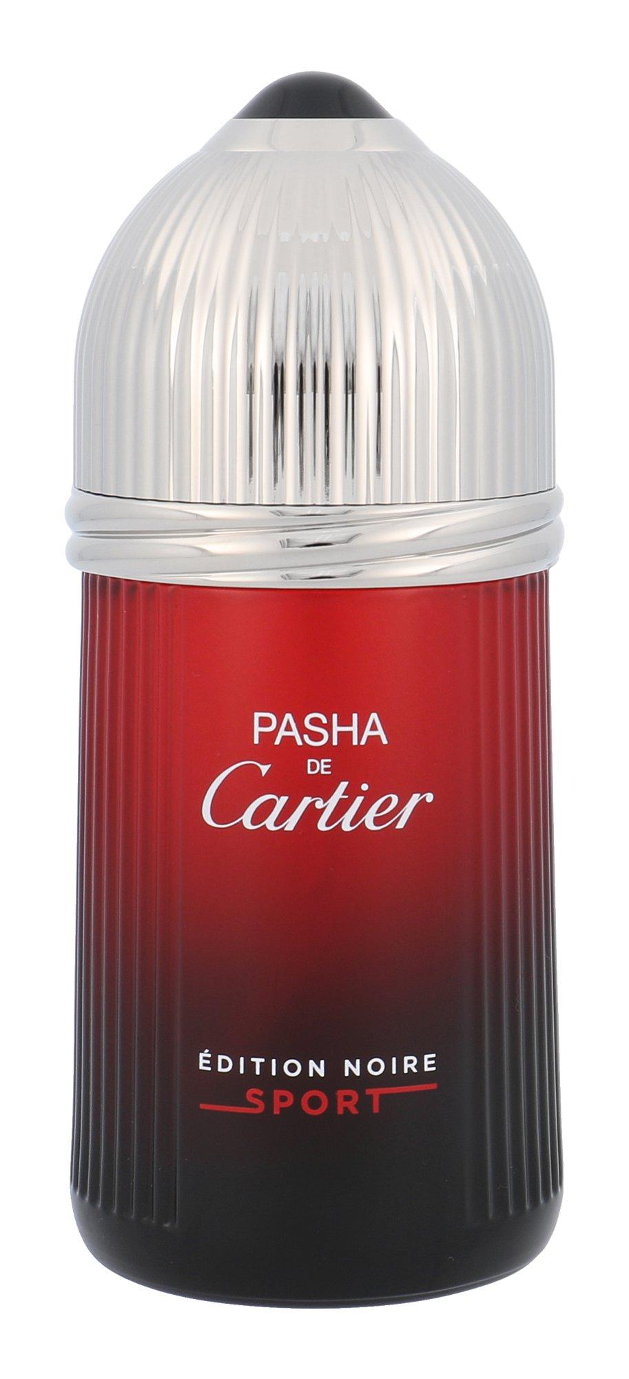 Cartier Pasha De Cartier Edition Noire Sport, Toaletná voda 100ml