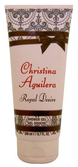 Christina Aguilera Royal Desire, Sprchovací gél 50ml