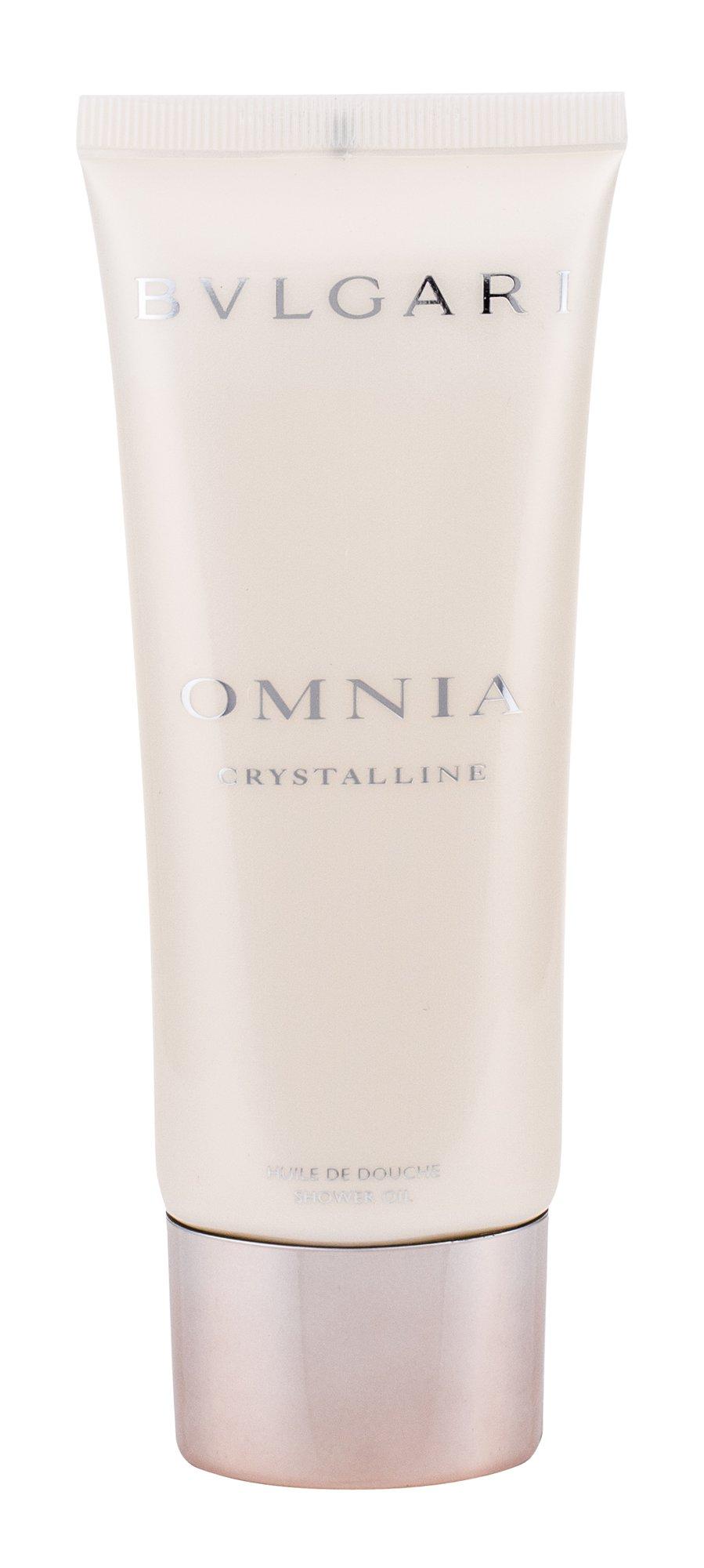 Bvlgari Omnia Crystalline, Sprchovací olej 100ml