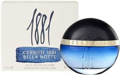 Nino Cerruti 1881 Bella Notte, Parfumovaná voda 50ml