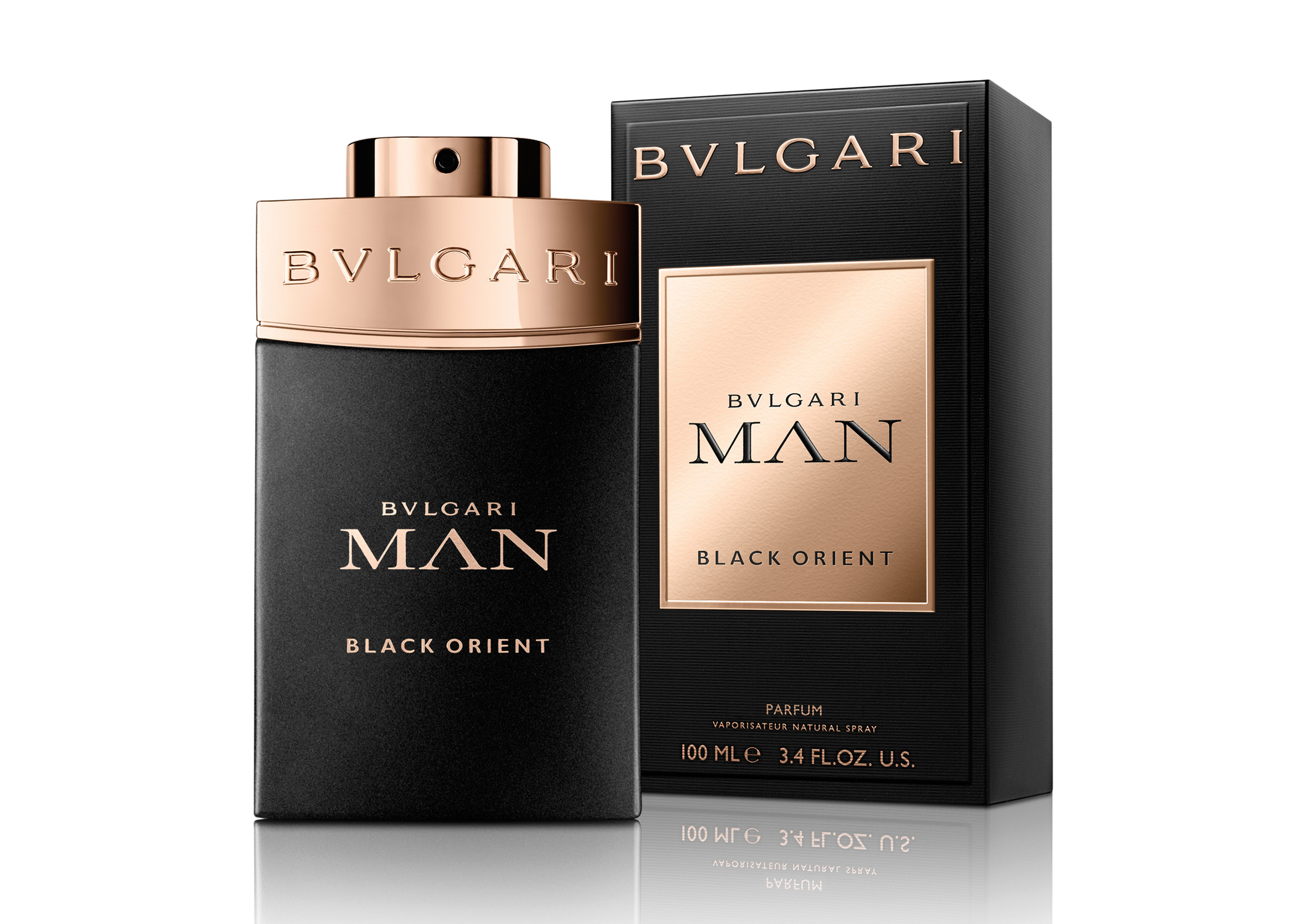Bvlgari Man Black Orient, Parfum 100ml