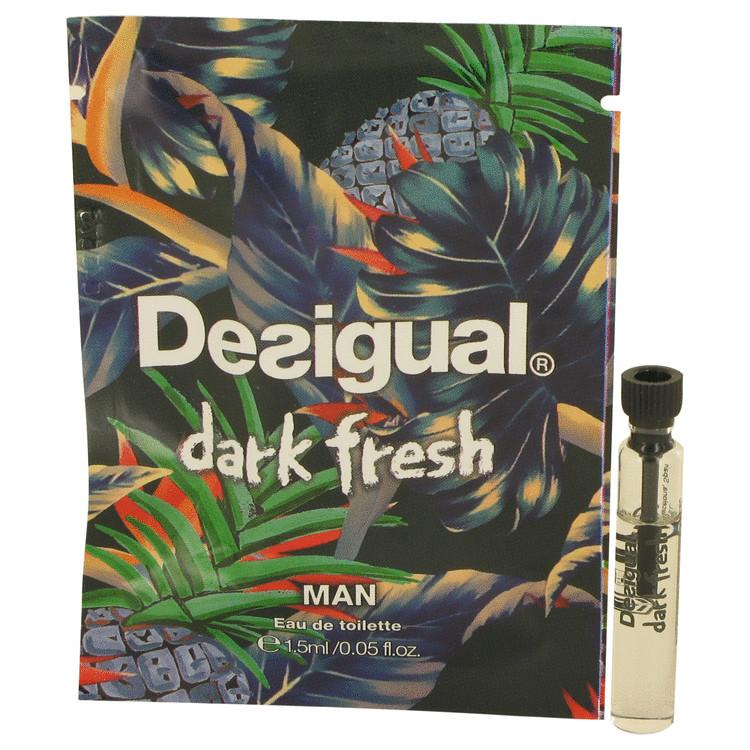 Desigual Dark Fresh, Illatminta