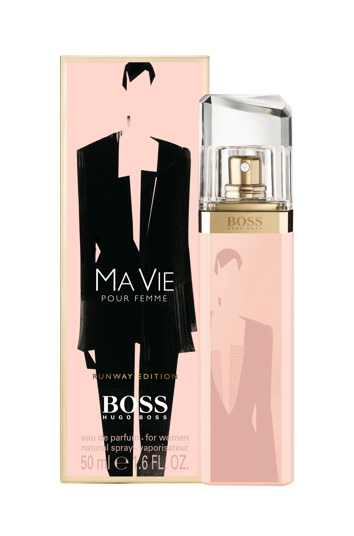 Hugo Boss Boss Ma Vie Runway Edition, Parfémovaná voda 50ml