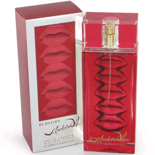 Salvador Dali Rubylips, edt 100ml