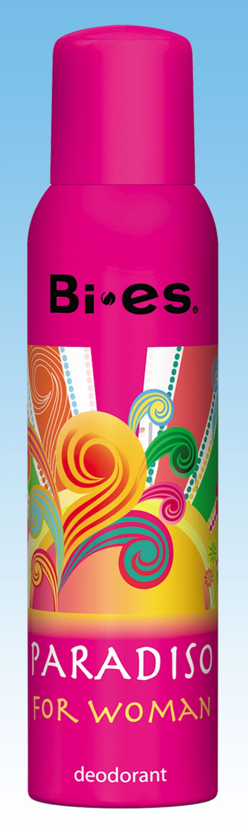 Bi-es Paradiso For Woman, Deodorant 150ml (Alternatíva parfému Escada Taj Sunset)