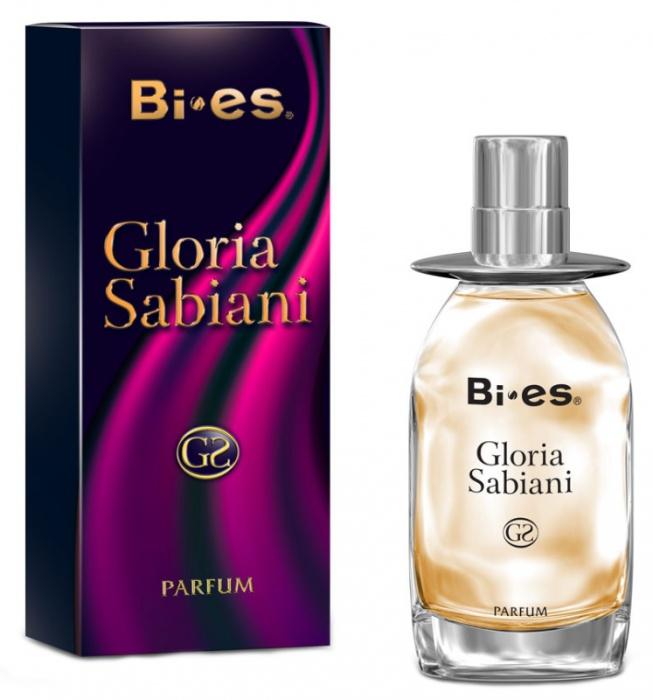 Bi es Gloria Sabiani Parfémovaná voda 50ml, (Alternativa parfemu Gabriela Sabatini Gabriela Sabatini)