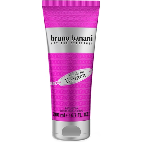 Bruno Banani Made for Woman, Telové mlieko 200ml