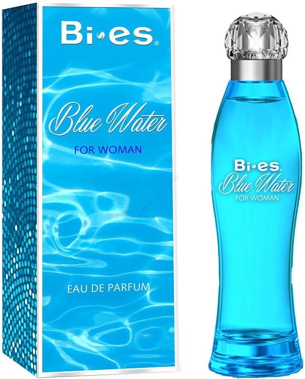 Bi es Blue Water For Woman, Parfemovaná voda 100ml (Alternatíva vône Davidoff Cool Water)