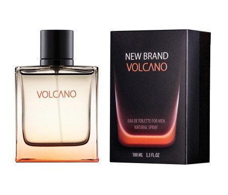 New brand volcano, edt 100ml (Alternatív illat Hermes Terre D Hermes)