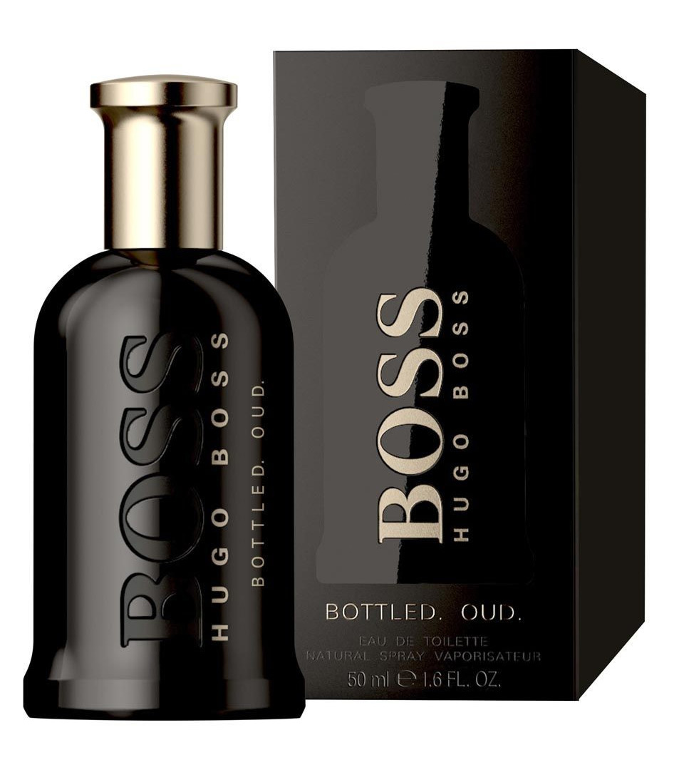 Hugo Boss Boss Bottled Oud, Parfemovaná voda 100ml