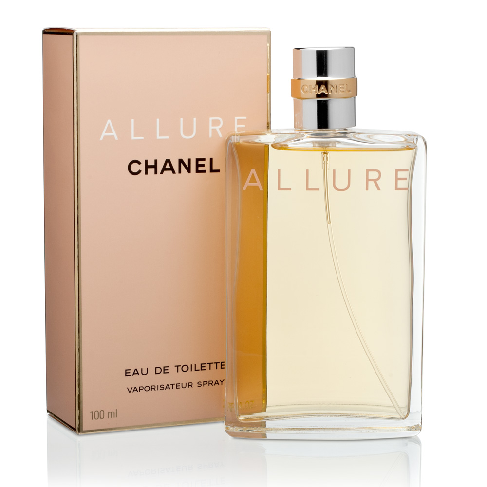 Chanel Allure, edt 60ml - Teszter