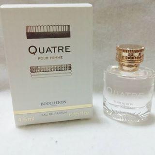 Boucheron Boucheron Quatre, Parfumovaná voda 4,5ml