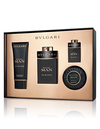 Bvlgari Man In Black, Edp 100ml + Edp 15ml + 100ml balsam po holení + 100ml mydlo na holenie