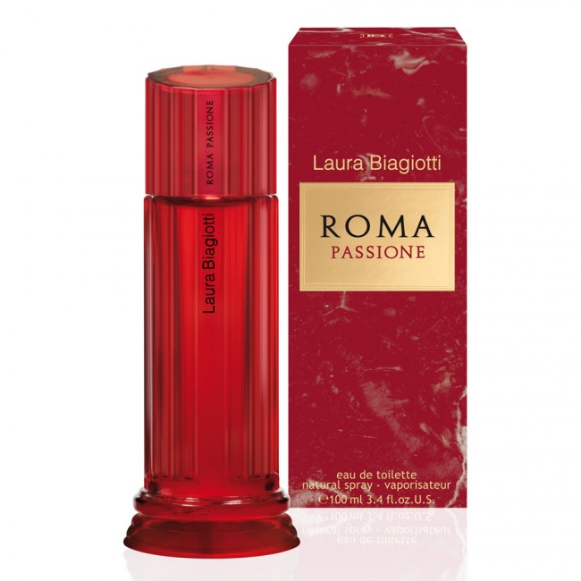Laura Biagiotti Roma Passione, Toaletná voda 100ml - tester