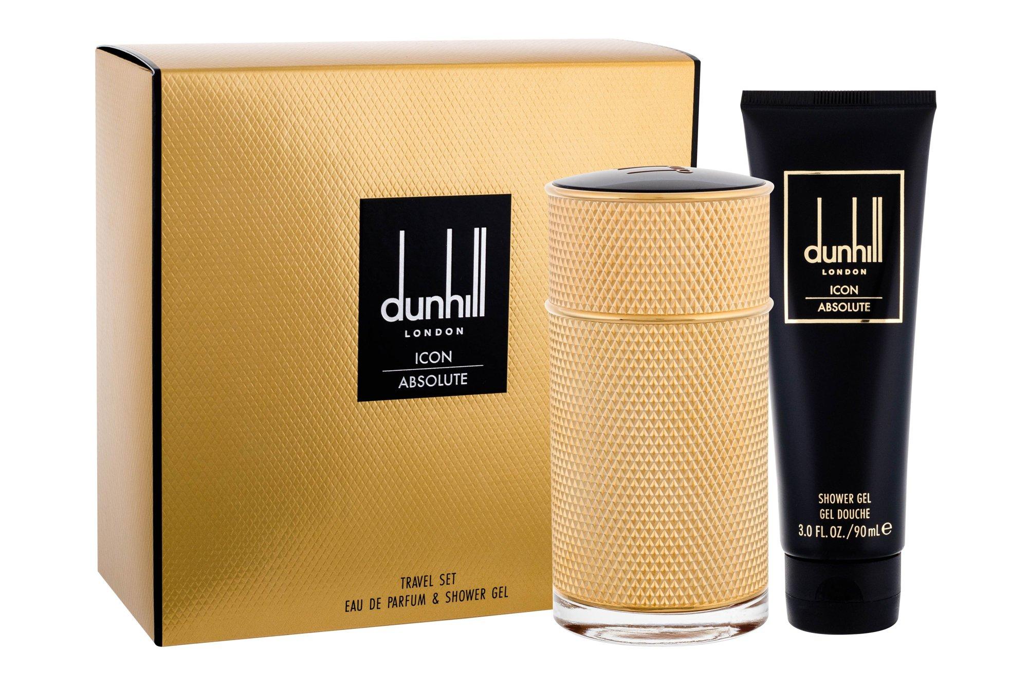 Dunhill Icon Absolute, parfumovaná voda 100 ml + sprchovací gél 90 ml