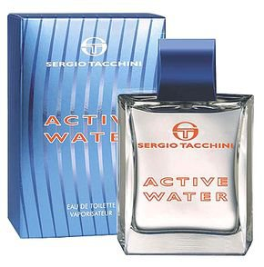 Sergio Tacchini Active Water, Toaletná voda 100ml