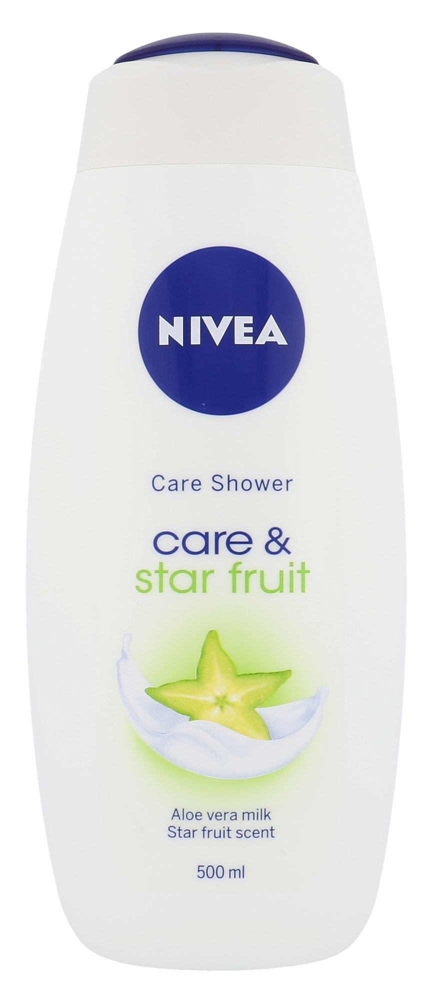 Nivea Care & Star Fruit, Sprchovací cream 500ml