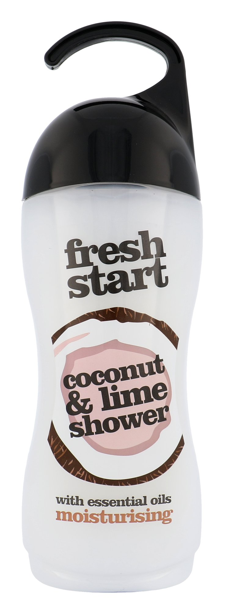 Xpel Fresh Start Coconut & Lime, tusfürdő gél 400ml