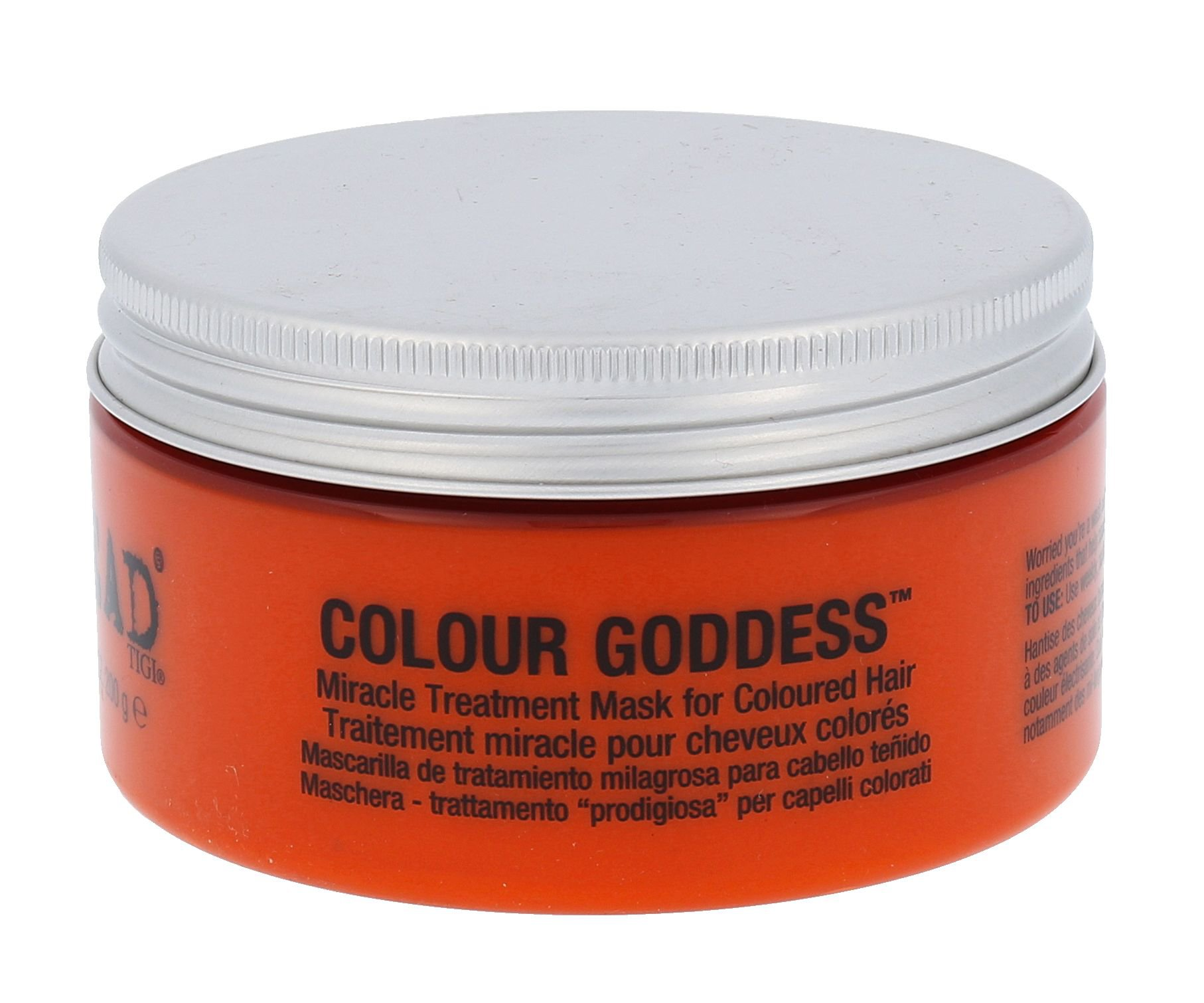 Tigi Bed Head Colour Goddess, Maska na vlasy 200g