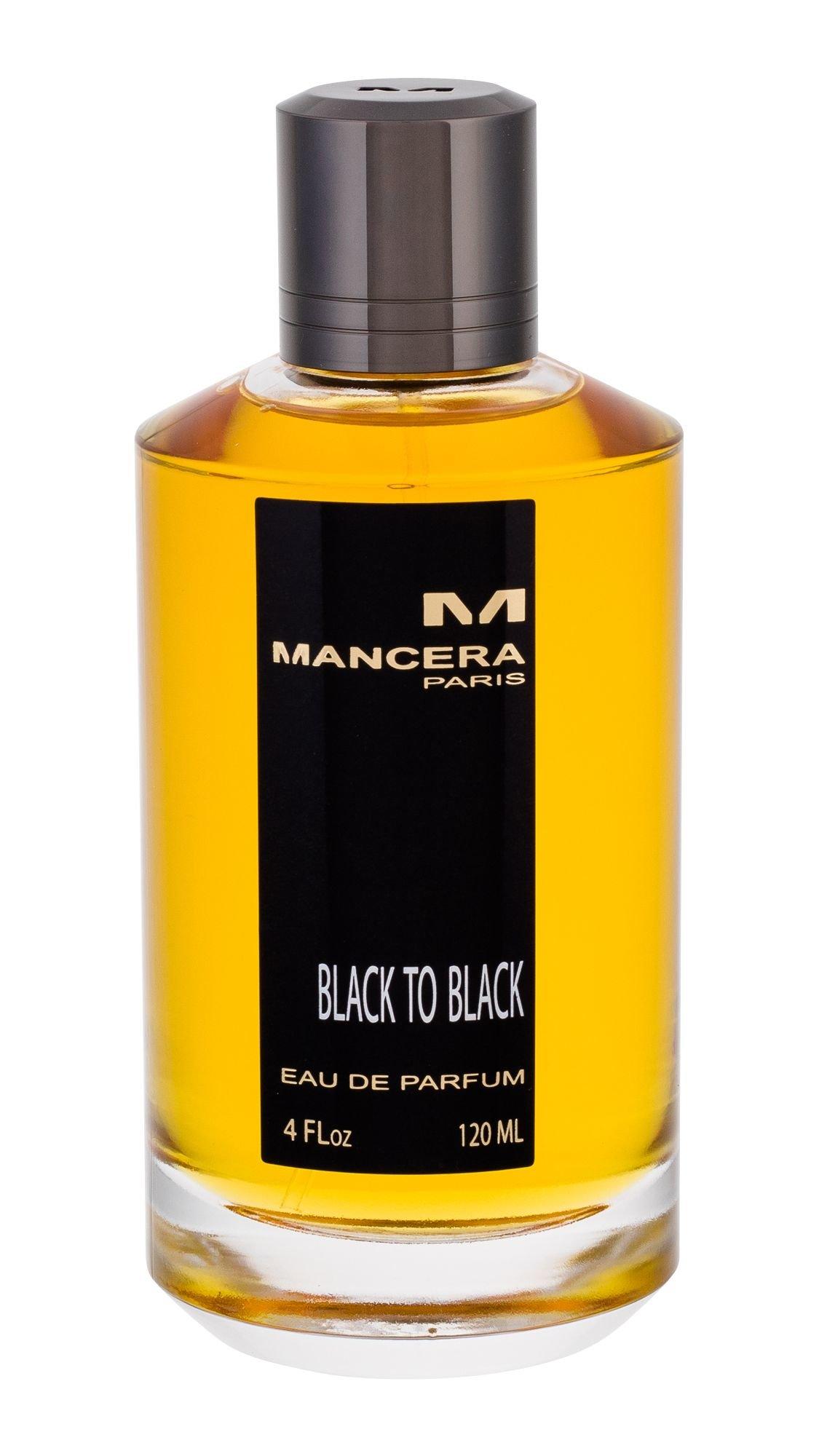 MANCERA Black to Black, Parfumovaná voda 120ml