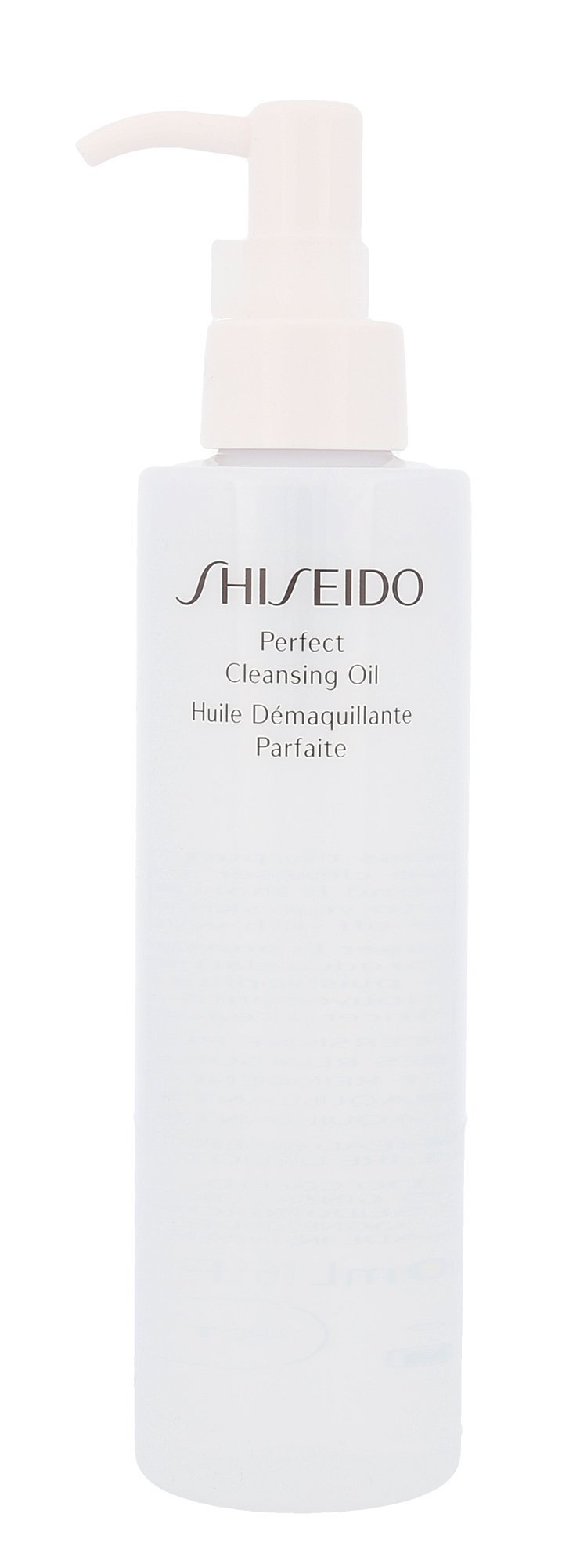 Shiseido Perfect, Čistiaci olej 180ml