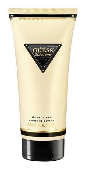 GUESS Seductive, Sprchovací krém 200ml