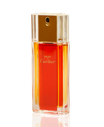 Cartier Must, Parfém 30ml - tester
