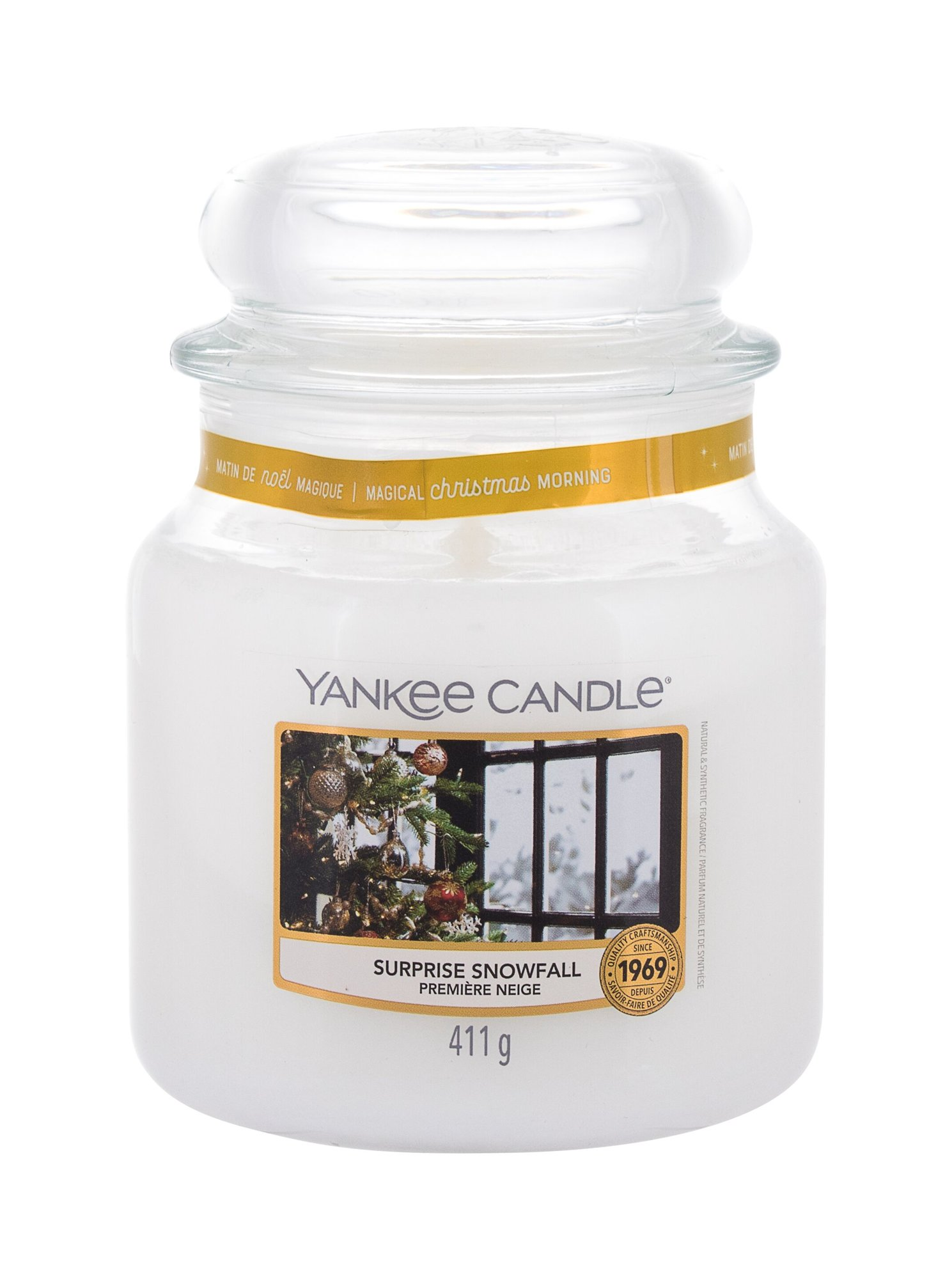 Yankee Candle Surprise Snowfall (U)