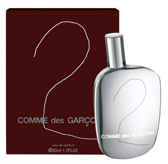 COMME des GARCONS Comme des Garcons 2, edp 100ml, Teszter