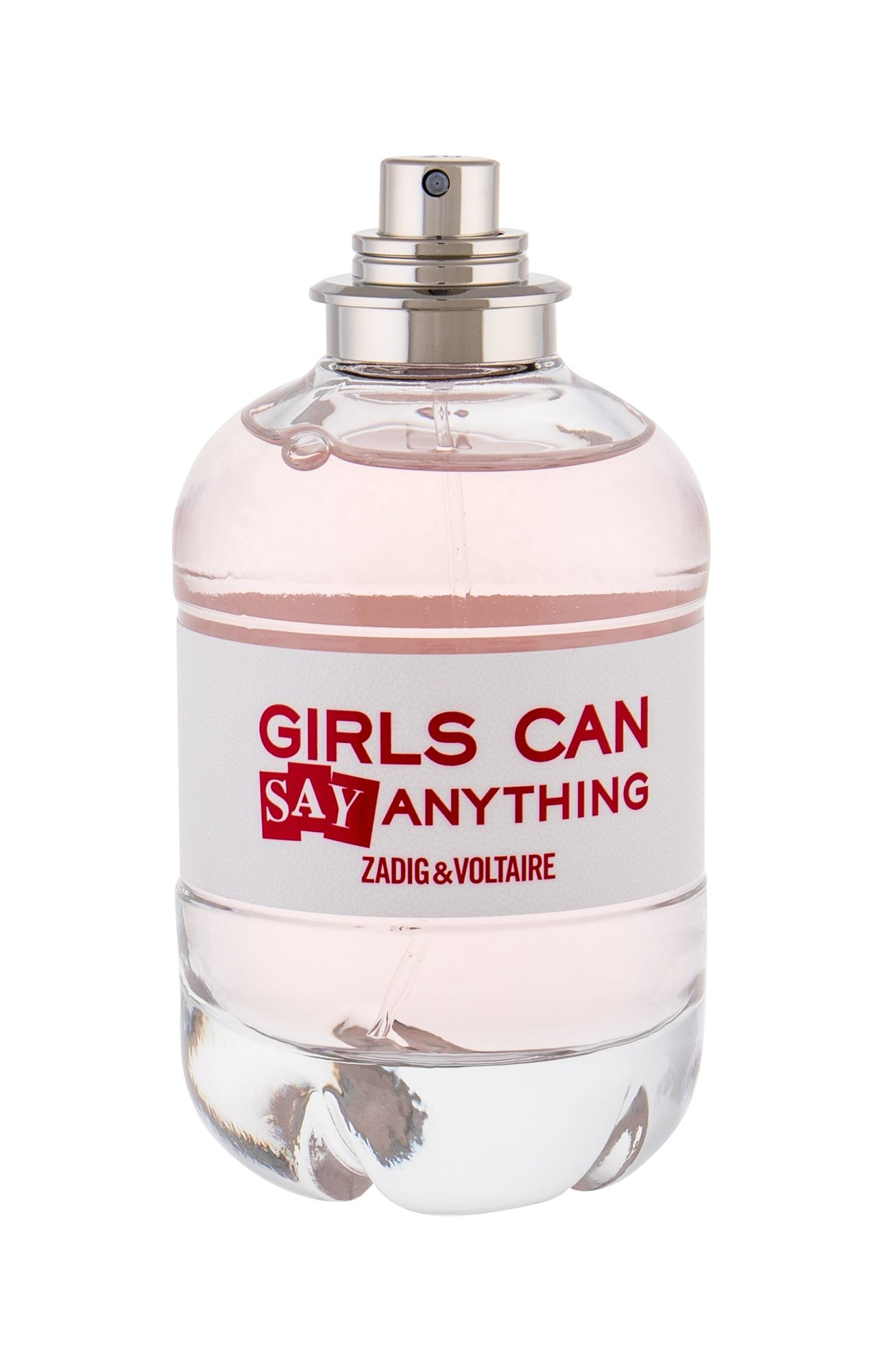 Zadig & Voltaire Girls Can Say Anything, Parfumovaná voda 90ml -Tester