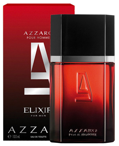 Azzaro Pour Homme Elixir, Toaletná voda 100ml, Tester