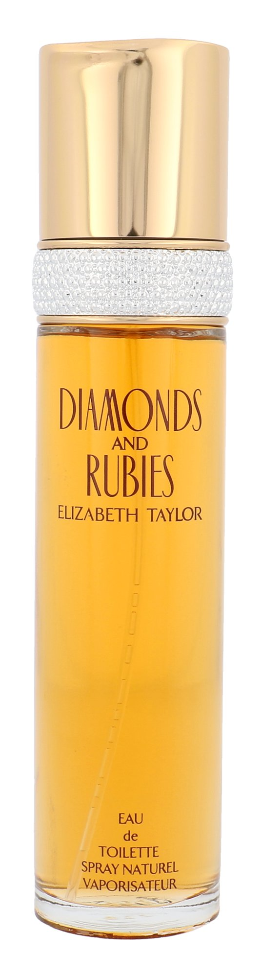 Elizabeth Taylor Diamonds and Rubies, Toaletná voda 100ml