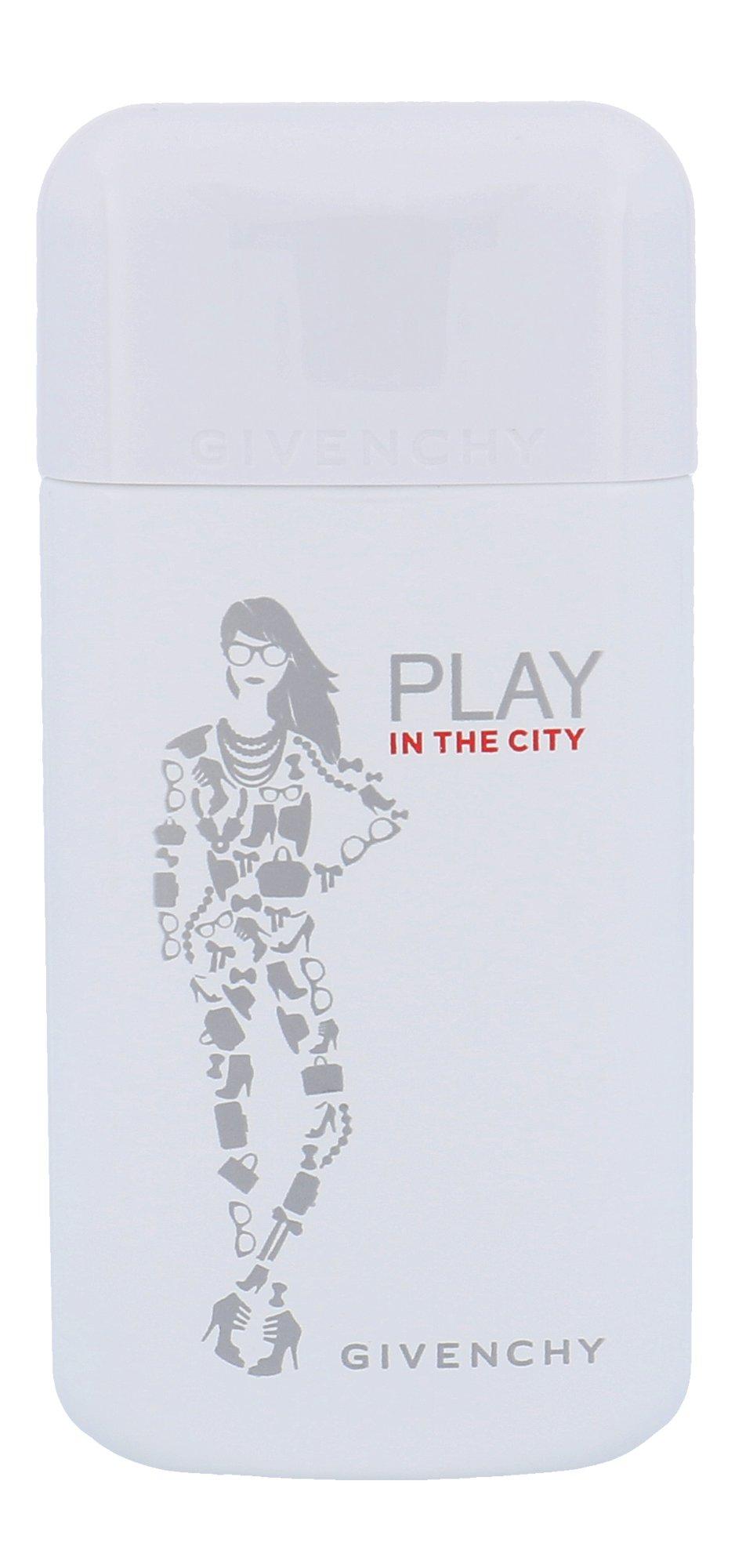 Givenchy Play In The City, Parfumovaná voda 50ml