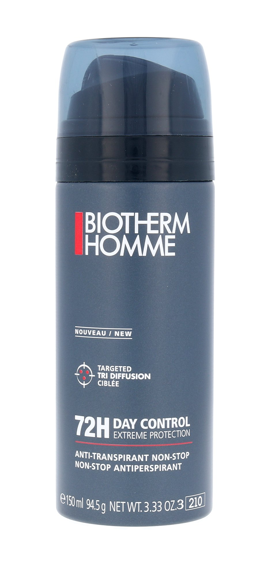 Biotherm Homme Day Control 72H, dezodor 150ml, Extreme Protection