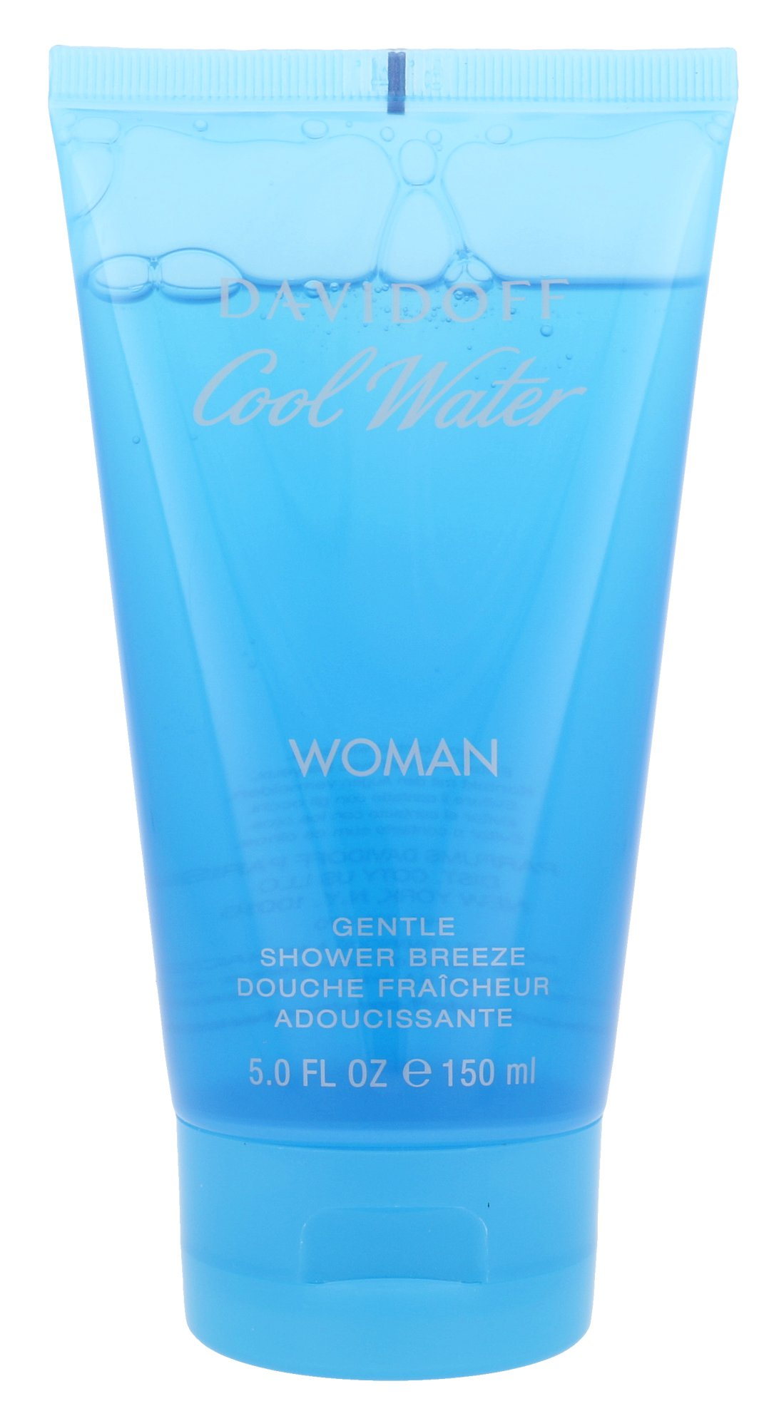 Davidoff Cool Water, Sprchovací gél 150ml - Woman