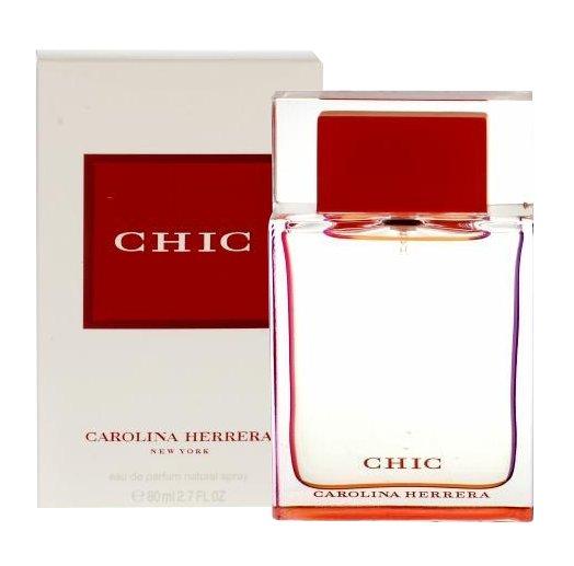Carolina Herrera Chic, Parfumovaná voda 80ml