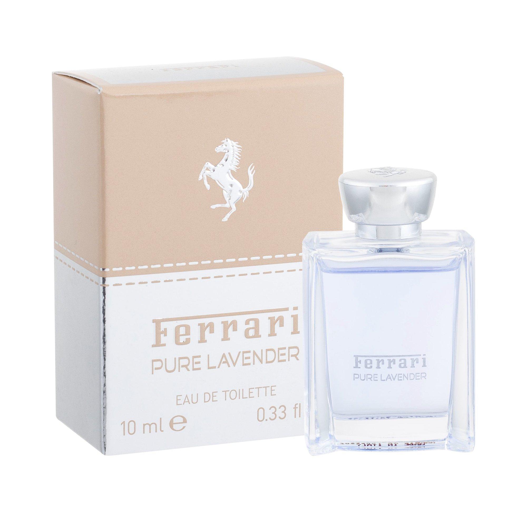 Ferrari Pure Lavender, Toaletná voda 10ml
