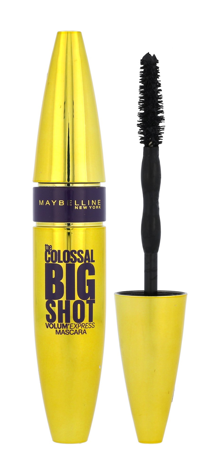 Maybelline Colossal Big Shot Volum Express Very Black, Szempillaspirál 9,5ml