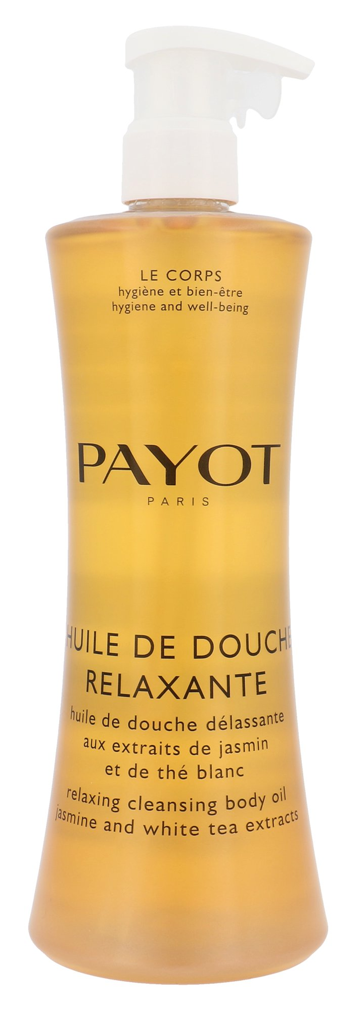 PAYOT Le Corps Relaxing Cleansing Body Oil, Testápoló olaj 400ml