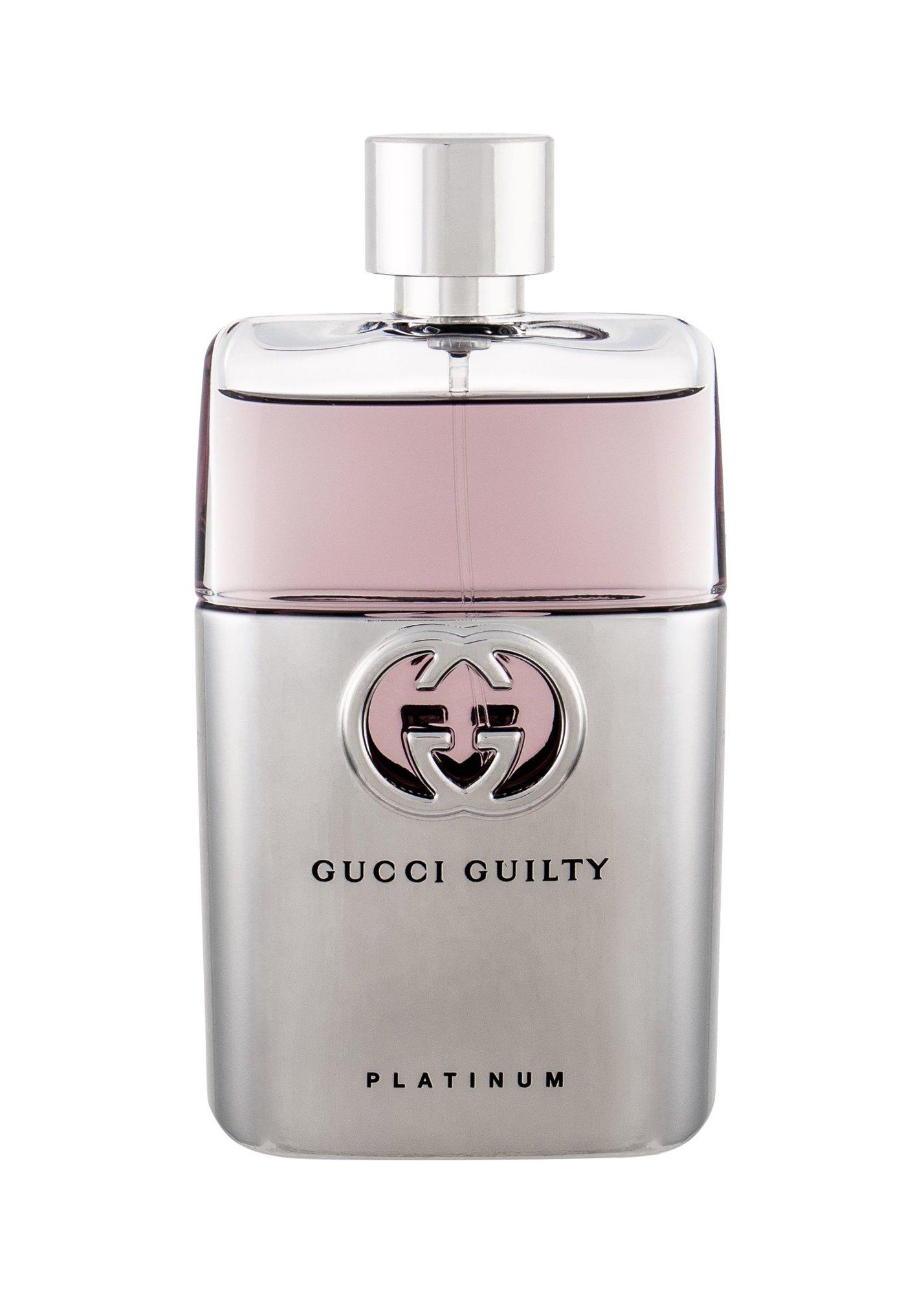 Gucci Guilty Pour Homme Platinum, Toaletná voda 90ml