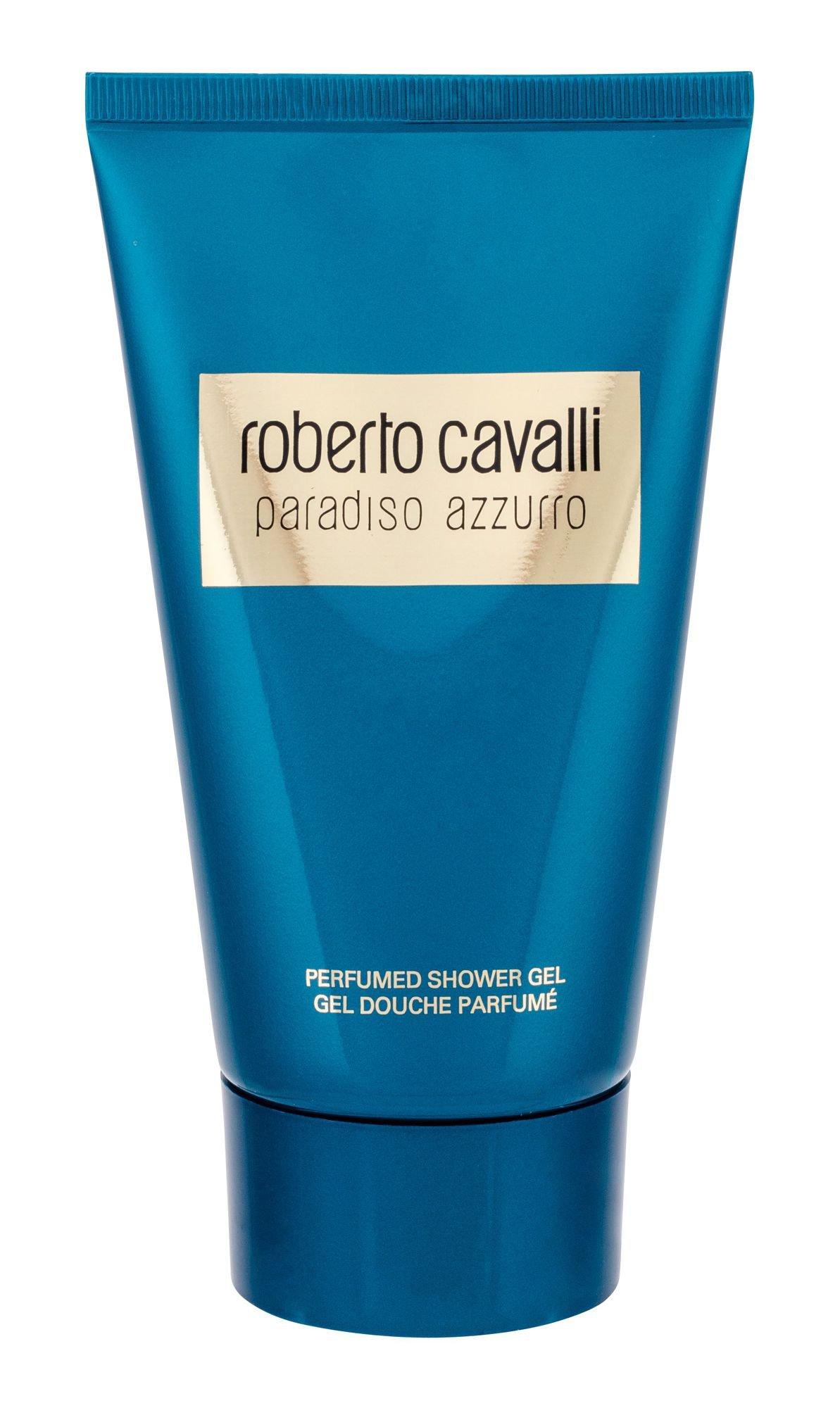 Roberto Cavalli Paradiso Azzurro, Sprchovací gél 150ml