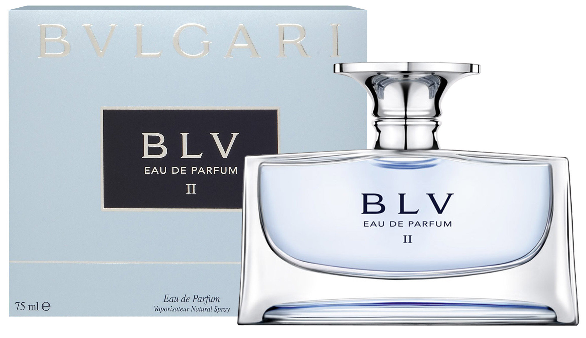 Bvlgari BLV II, Parfumovaná voda 30ml