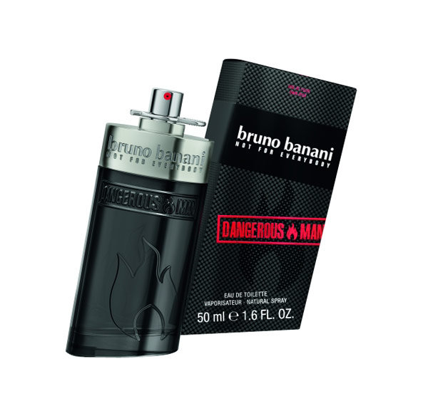 Bruno Banani Dangerous Man, Toaletná voda 50ml, Tester