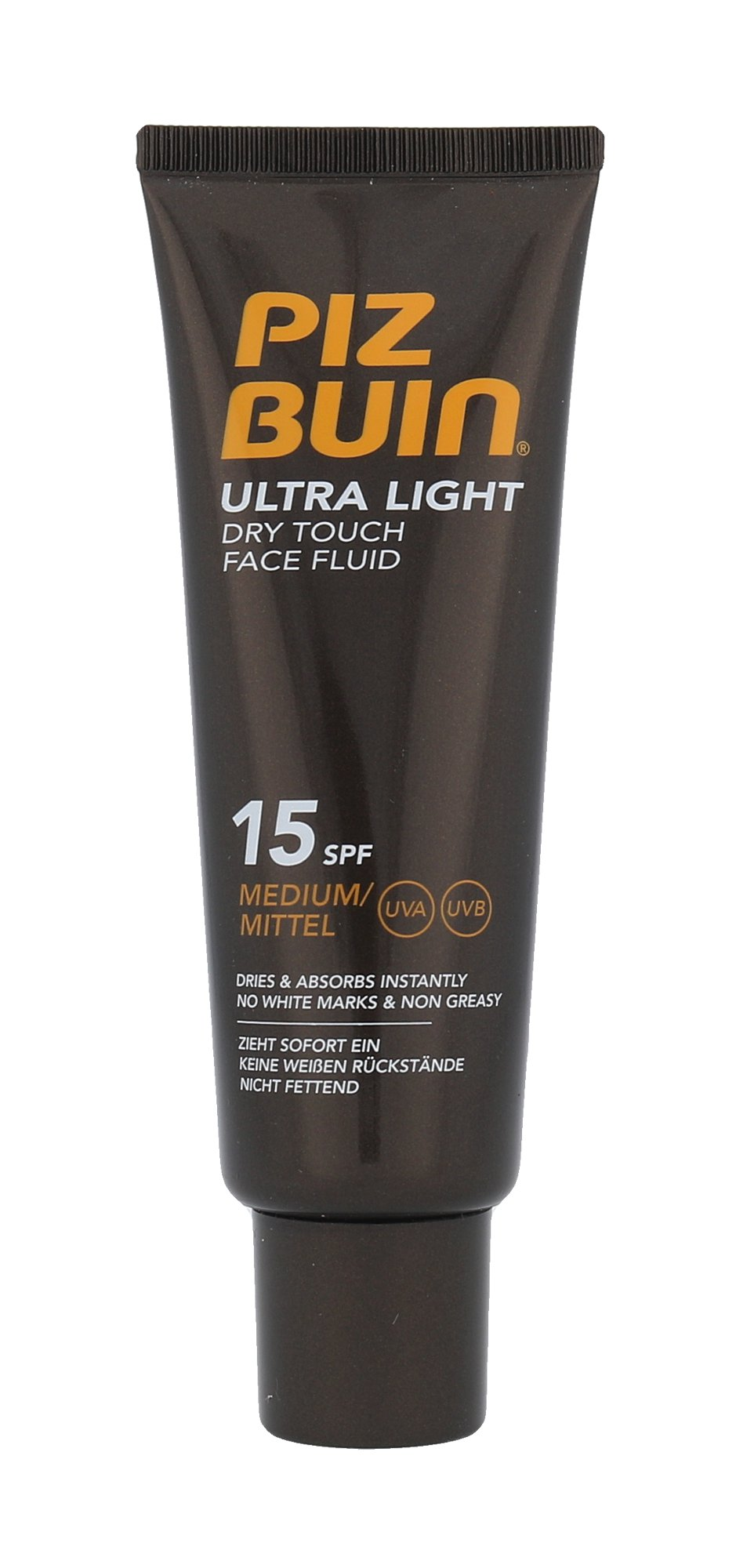 PIZ BUIN Ultra Light Dry Touch Face Fluid (W)